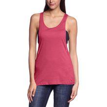Urban Classics TB358 Damen Sport T-Shirt Ladies Loose Tanktop rosa (Fuchsia) X-Large