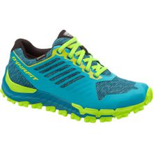 Dynafit - Trailbreaker GTX Damen Mountain Running Schuh (türkis/gelb) - EU 40,5 - UK 7