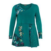JOE BROWNS Shirt smaragd