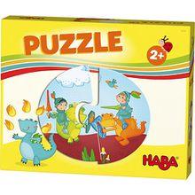 HABA Lieblingsspiele - Puzzles Ritter und Prinzessin