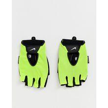 Nike Training - Fundamental Fitness - Handschuhe in Volt - Gelb
