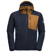 Jack Wolfskin - 365 Millenium Jacket - Freizeitjacke Gr L;M;S;XL;XXL schwarz/braun