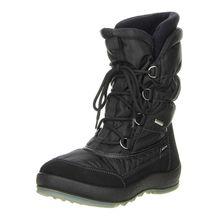 Vista Damen Winterstiefel Snowboots schwarz schwarz Damen