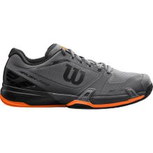 Wilson - Rush Pro 2.5 Herren Tennisschuh (grau/schwarz) - EU 42 - UK 8