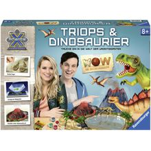 Ravensburger ScienceX® Maxi WOW Triops & Dinosaurier