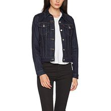 Levi's Damen Jeansjacke Original Trucker, Blau (Even Rinse 13), X-Small