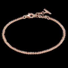 "Thomas Sabo Armband ""Classic"" gelb A1561-415-12-L19,5V"