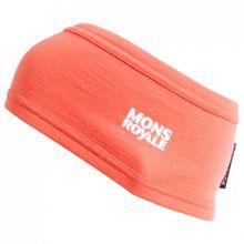 Mons Royale - Arcadia Headband - Stirnband Gr One Size schwarz/rosa/beige;schwarz/orange;schwarz/grau