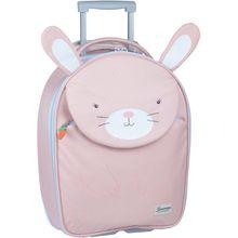 Samsonite Reisegepäck für Kinder Happy Sammies Upright 45 Rabbit Rosie (24 Liter)