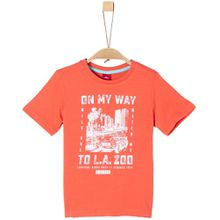 s.Oliver T-SHIRT - On my way