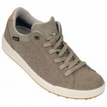 Lowa - Women's Lisboa GTX Lo - Sneaker Gr 3,5;4;5;5,5;6;6,5;7;7,5;8 grau;rot