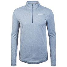 Nike Performance Therma Sphere Element Half-Zip Laufshirt Herren hellblau Herren