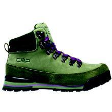 CMP - Heka WP Damen Mountain Lifestyle Schuh (grün/pink) - EU 38
