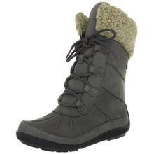 Clarks Nemo Chill GTX 203508514, Damen Fashion Halbstiefel & Stiefeletten, Grau (Dark Grey Lea), EU 37