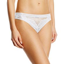 Triumph Damen String Beauty-Full Darling Str, Gr. 38, Weiß (WHITE 03)