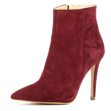 Evita Shoes Stiefeletten rot Damen