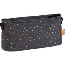 Buggy Organizer, Triangle Dark Grey dunkelgrau