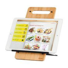 Hama Halterung Timber für Tablets von 7 - 10,5, Bambus