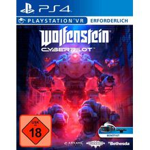 Wolfenstein Cyberpilot (VR) PlayStation 4
