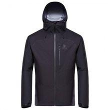 Black Yak - DZO Jacket - Regenjacke Gr S schwarz/blau