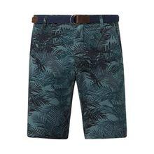 Chino-Shorts mit Gürtel Modell 'Phoenix'