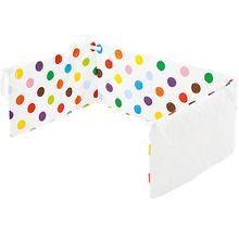 Nestchen Dots, 165 cm mehrfarbig