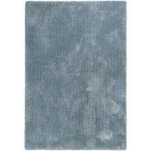 """Hochflor-Teppich """"#relaxx"""" blau"""