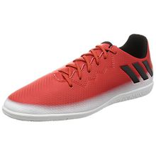 adidas Unisex-Kinder Messi 16.3 in Stiefel, Rot (Red/Core Black/FTWR White), 35.5 EU