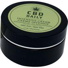 CBD Daily Pflege Körperpflege Intensive Cream 48 g