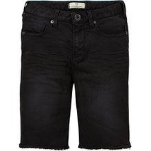 Scotch & Soda Shrunk Jungen 5-Pocket Rocker Short, Schwarz (Antra 005), 164 (Herstellergröße: 14)