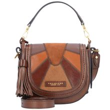 The Bridge Barga Mini Bag Handtasche Leder 20 cm Handtaschen braun Damen