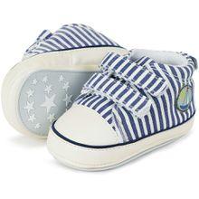 Sterntaler Baby-Schuhe - Ringel