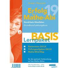 Buch - Erfolg im Mathe-Abi 2019 Nordrhein-Westfalen Grund- und Leistungskurs Lernpaket Basis, 3 Teile