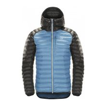 Haglöfs - Essens Mimic Hood Damen Jacke (blau/schwarz) - XS