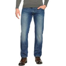Pepe Jeans Regular Jeans in blau für Herren