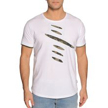 Rusty Neal T-Shirt in weiss für Herren
