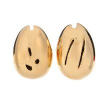 Ohrringe aus 18kt Goldauflage