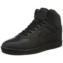Fila Damen Falcon 2 Mid Wmn Sneakers, Schwarz (Black), 37 EU