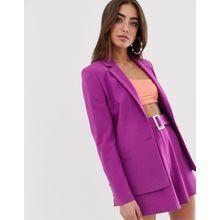 ASOS DESIGN - Forever - Blazer in Violett - Violett