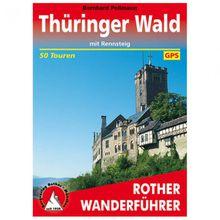 Bergverlag Rother - Thüringer Wald - Wanderführer 5. Auflage 2016
