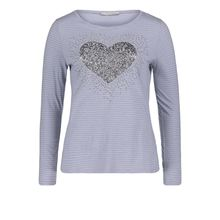 Betty Barclay Ringelshirt Langarmshirts mehrfarbig Damen