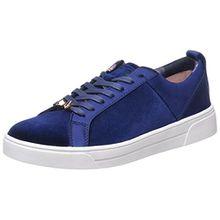 Ted Baker Damen Kulei Sneaker, Blau (Navy), 38 EU