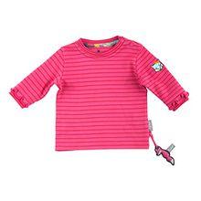 Sigikid Baby-Mädchen Langarmshirt, Rosa (Hot Pink 632), 62