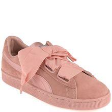 Puma Sneaker - SUEDE HEART EP rosa