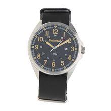 Timberland Armbanduhr Raynham mit Extra-Textilarmband TBL-GS-14829JS-02A-AS Armbanduhren silber Herren