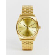 Nixon - Time Teller - Goldene Armbanduhr - Gold