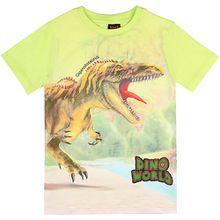 Dino World T-Shirt  hellgrün Jungen Kleinkinder