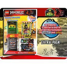 LEGO Ninjago III Trading Cards EXTRA Pack