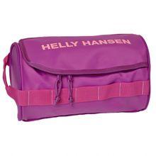 Helly Hansen - HH Wash Bag 2 - Kulturbeutel Gr One Size rosa;grün;schwarz/grau