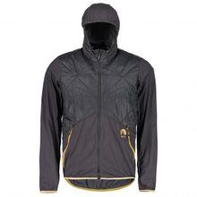 Maloja - BadetM. Jacket - Fahrradjacke Gr M;S weiß/rot/grau